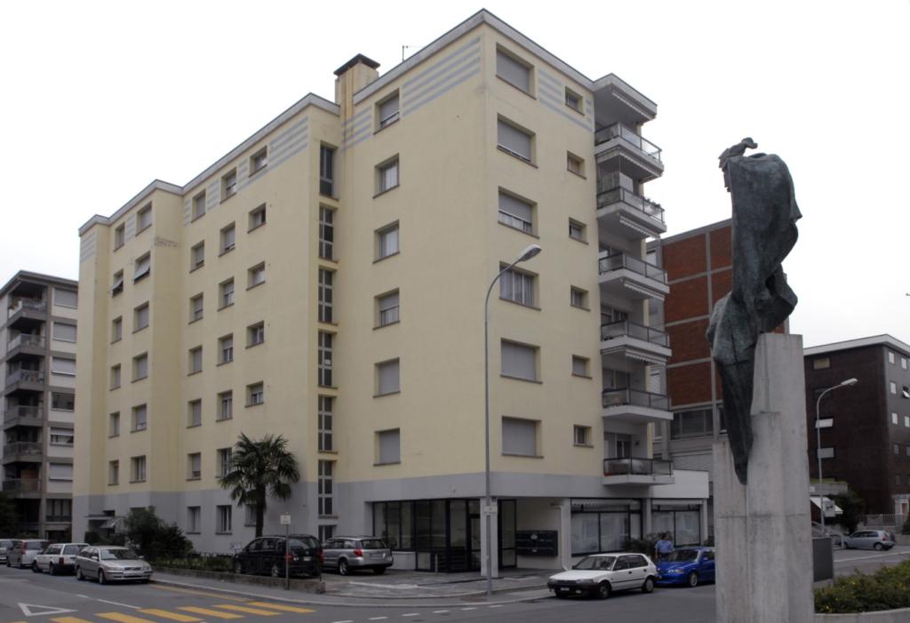 Risanamento totale Lugano