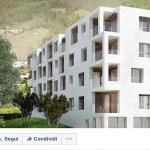 Pagina Facebook Alloggi Ticino