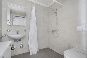 Appartamento arredato - bagno Gordola