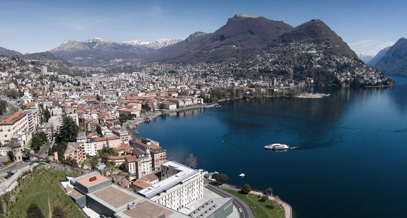 Appartamenti in centro a Lugano